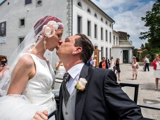 Le mariage de Bertrand et Christelle à Bram, Aude 57
