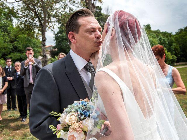 Le mariage de Bertrand et Christelle à Bram, Aude 60