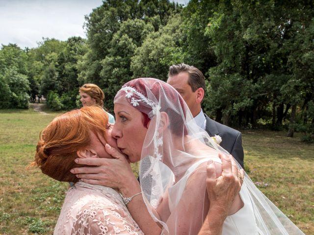 Le mariage de Bertrand et Christelle à Bram, Aude 62