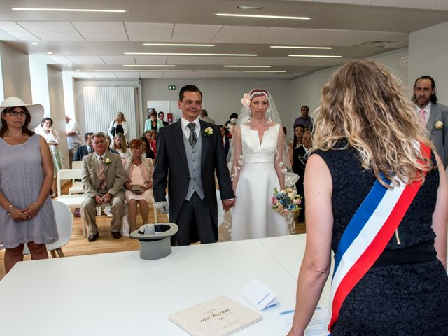 Le mariage de Bertrand et Christelle à Bram, Aude 67