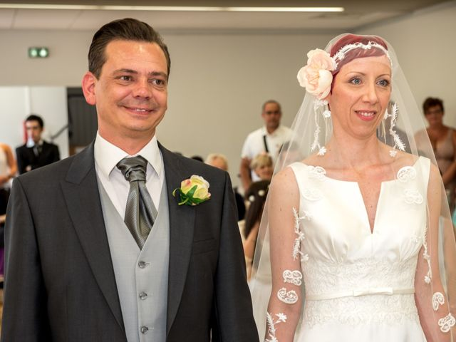Le mariage de Bertrand et Christelle à Bram, Aude 69