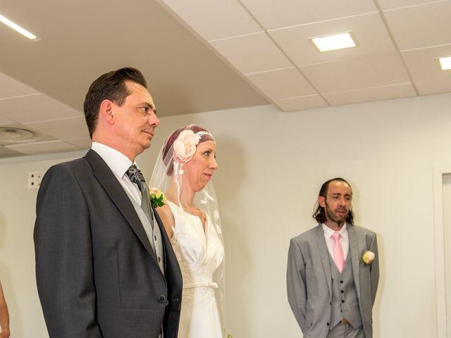 Le mariage de Bertrand et Christelle à Bram, Aude 72