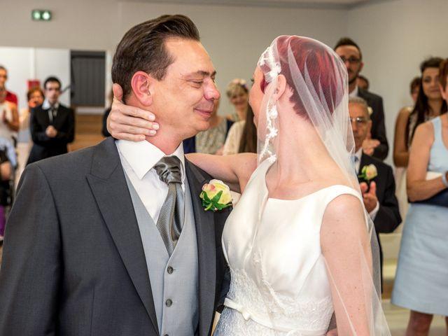 Le mariage de Bertrand et Christelle à Bram, Aude 74