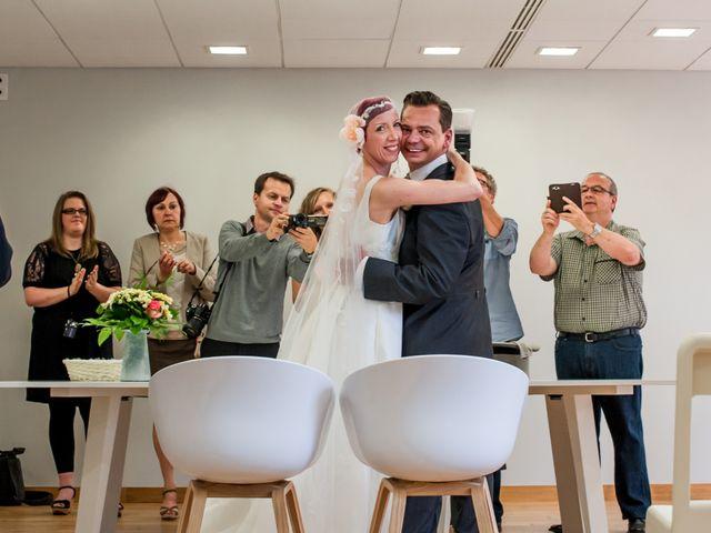 Le mariage de Bertrand et Christelle à Bram, Aude 75