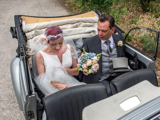 Le mariage de Bertrand et Christelle à Bram, Aude 79
