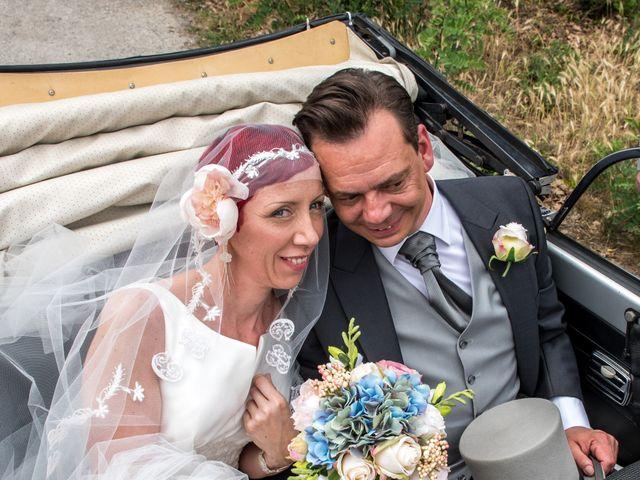 Le mariage de Bertrand et Christelle à Bram, Aude 80