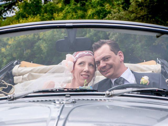 Le mariage de Bertrand et Christelle à Bram, Aude 81