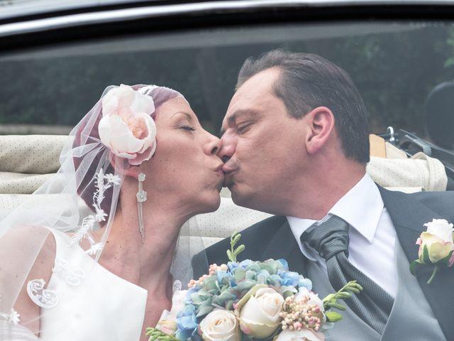 Le mariage de Bertrand et Christelle à Bram, Aude 83