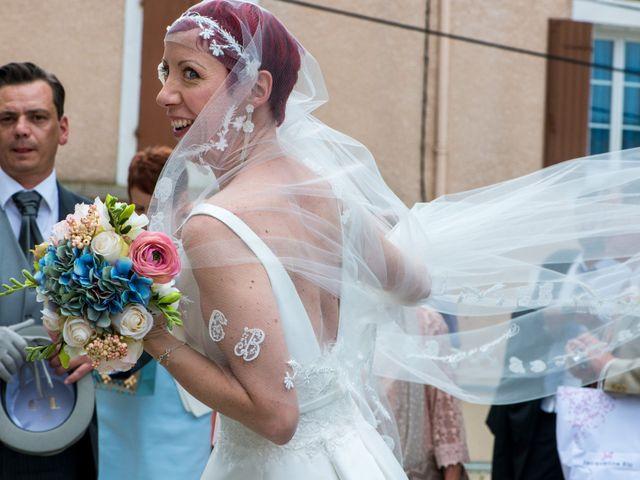 Le mariage de Bertrand et Christelle à Bram, Aude 87