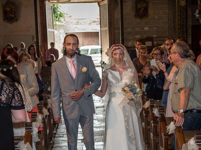 Le mariage de Bertrand et Christelle à Bram, Aude 91