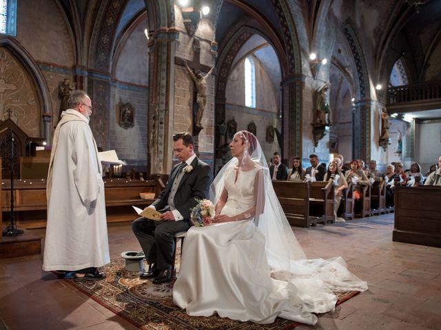Le mariage de Bertrand et Christelle à Bram, Aude 92