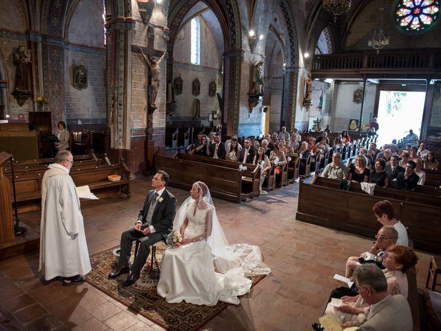 Le mariage de Bertrand et Christelle à Bram, Aude 93