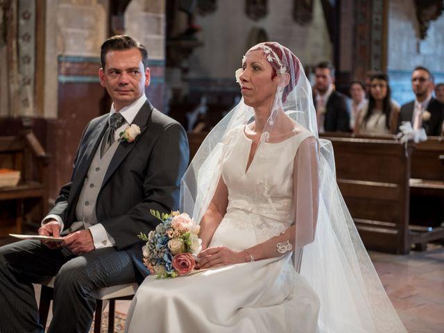 Le mariage de Bertrand et Christelle à Bram, Aude 94