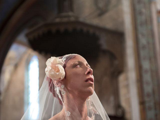Le mariage de Bertrand et Christelle à Bram, Aude 100