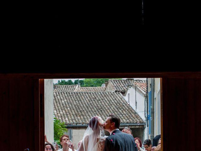 Le mariage de Bertrand et Christelle à Bram, Aude 105