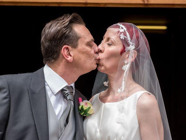 Le mariage de Bertrand et Christelle à Bram, Aude 111