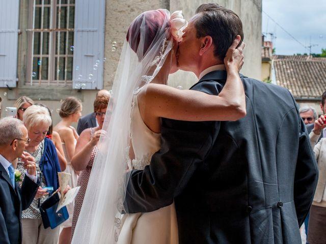 Le mariage de Bertrand et Christelle à Bram, Aude 112