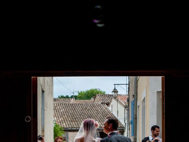 Le mariage de Bertrand et Christelle à Bram, Aude 114
