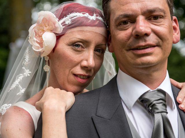 Le mariage de Bertrand et Christelle à Bram, Aude 123