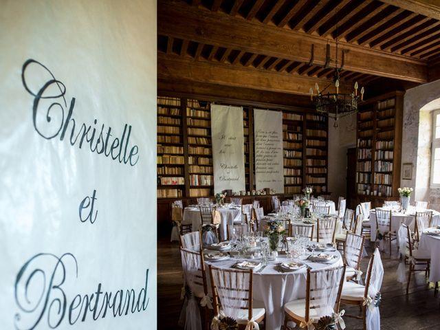 Le mariage de Bertrand et Christelle à Bram, Aude 139