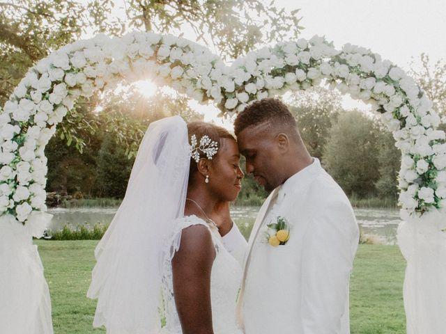 Le mariage de Sarah et Patrolie