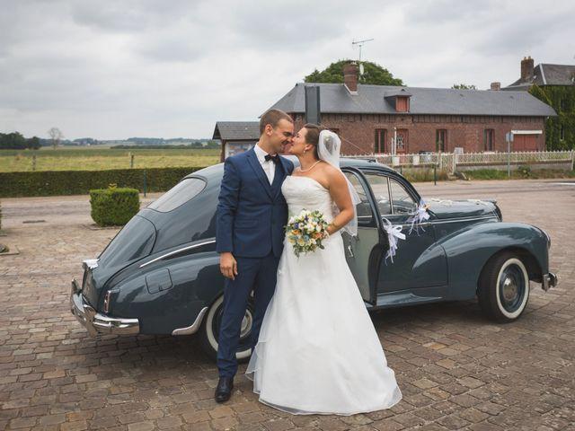 Le mariage de Morgan et Celine à Blacqueville, Seine-Maritime 10