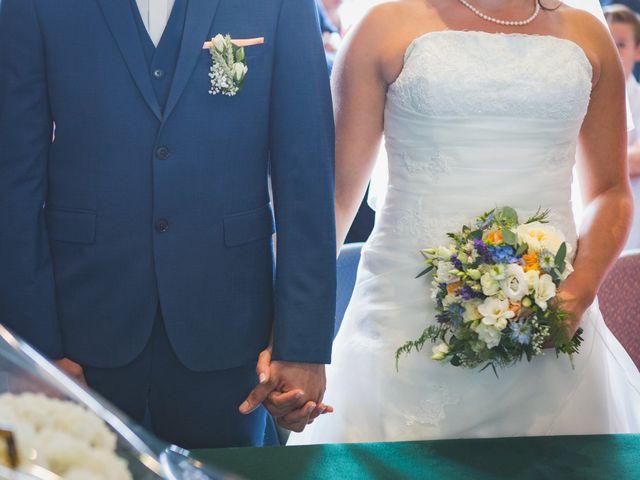 Le mariage de Morgan et Celine à Blacqueville, Seine-Maritime 11