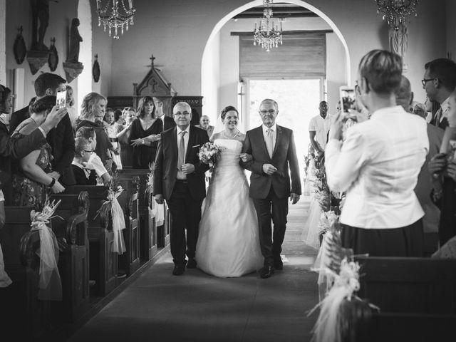 Le mariage de Morgan et Celine à Blacqueville, Seine-Maritime 12