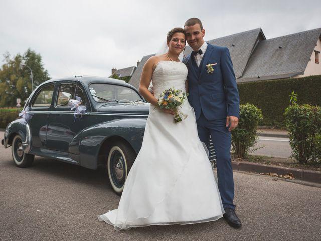 Le mariage de Morgan et Celine à Blacqueville, Seine-Maritime 15