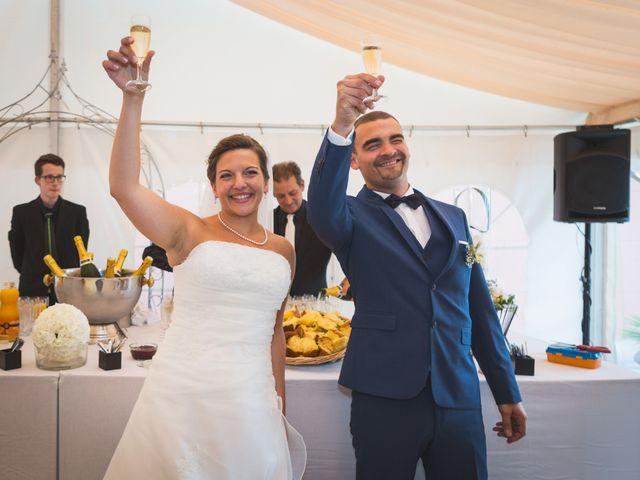 Le mariage de Morgan et Celine à Blacqueville, Seine-Maritime 17