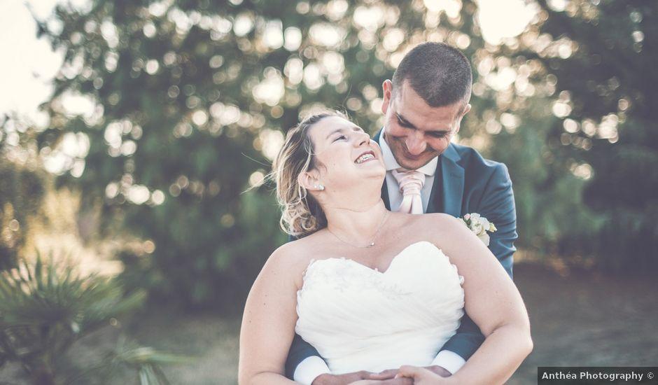 Le mariage de Sylvain et Typhanie à Saint-Andéol-le-Château, Rhône