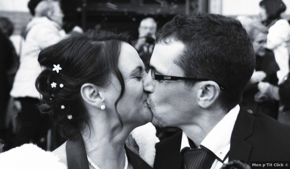 Le mariage de Pierre et Julie à Carmaux, Tarn