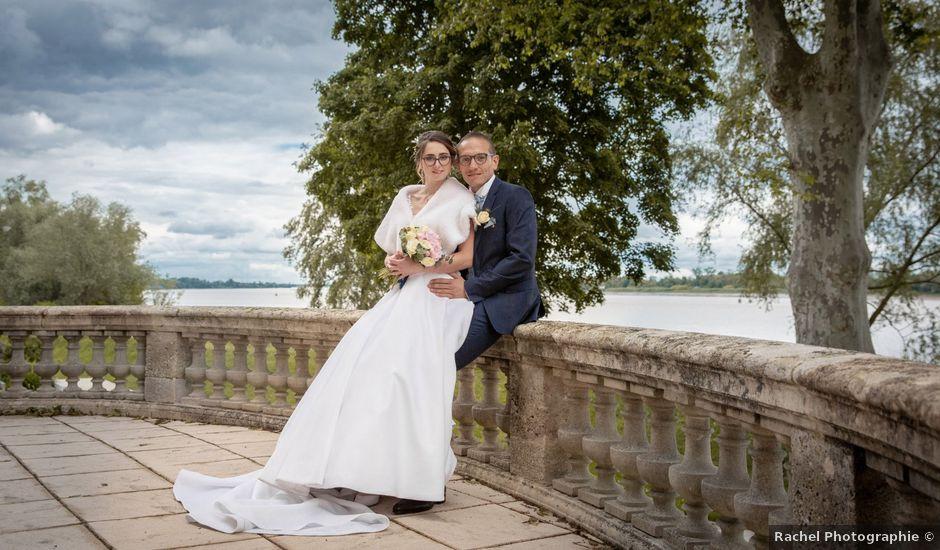 Le mariage de Christopher et Marie-Pauline à Saint-André-de-Cubzac, Gironde
