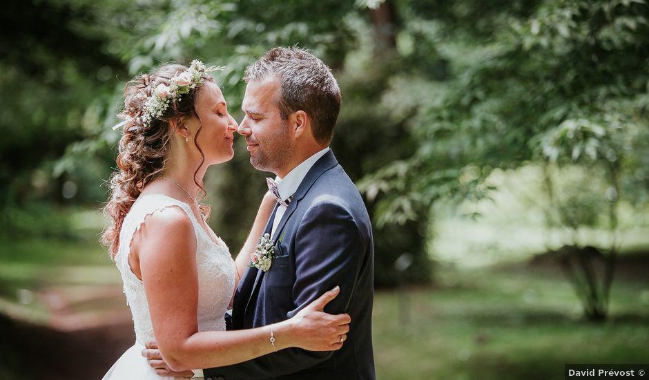 Le mariage de Julien et Sandra à Soissons, Aisne