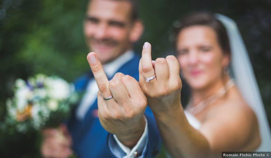 Le mariage de Morgan et Celine à Blacqueville, Seine-Maritime