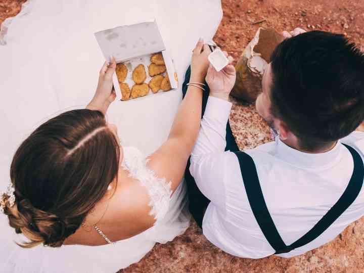 Le mariage de Maéva et Lucas