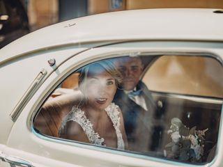 Le mariage de Virginie et Erwan