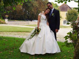 Le mariage de Anna et Eric