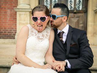 Le mariage de Adeline et Christopher