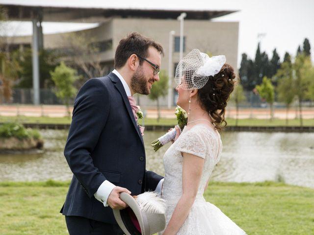 Le mariage de Etienne et Odélia à Rivesaltes, Pyrénées-Orientales 12
