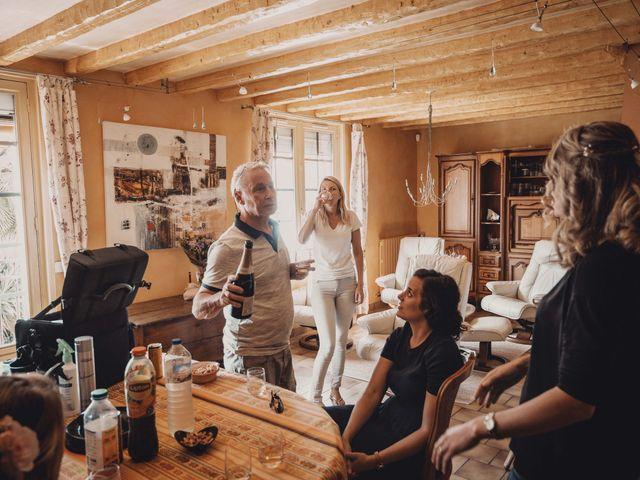 Le mariage de Erwan et Virginie à Le Mans, Sarthe 9