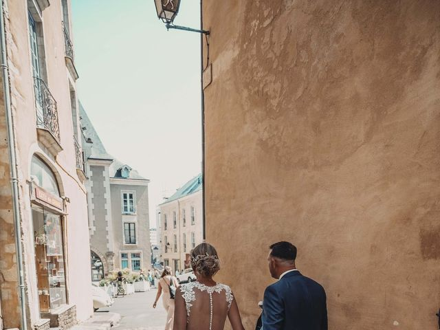 Le mariage de Erwan et Virginie à Le Mans, Sarthe 45