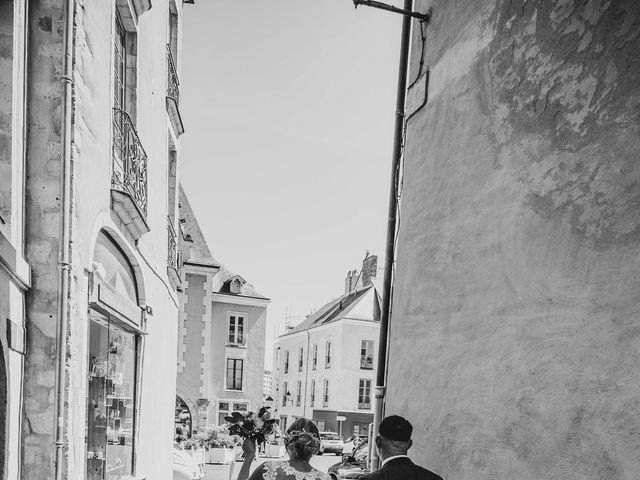Le mariage de Erwan et Virginie à Le Mans, Sarthe 46