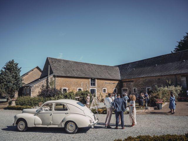 Le mariage de Erwan et Virginie à Le Mans, Sarthe 58