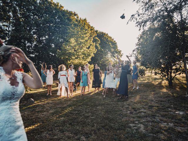Le mariage de Erwan et Virginie à Le Mans, Sarthe 79