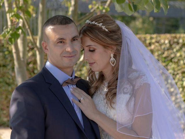 Le mariage de Fatima et Mohamed