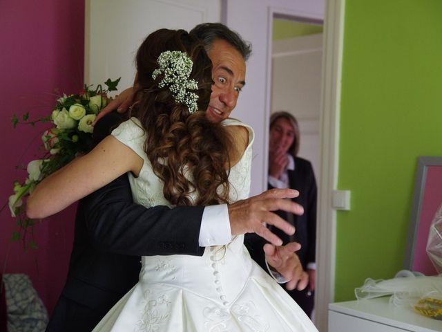 Le mariage de Eric et Anna à Vieux-Fumé, Calvados 7