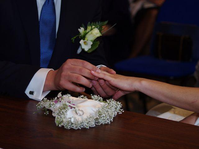 Le mariage de Eric et Anna à Vieux-Fumé, Calvados 10
