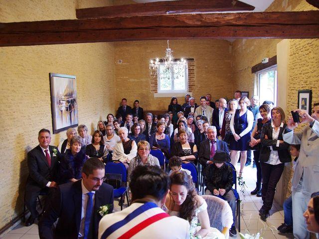 Le mariage de Eric et Anna à Vieux-Fumé, Calvados 11