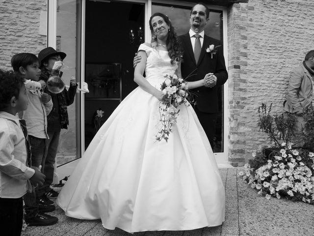 Le mariage de Eric et Anna à Vieux-Fumé, Calvados 14